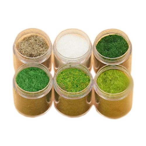 Model Grass for Micro Landscapes