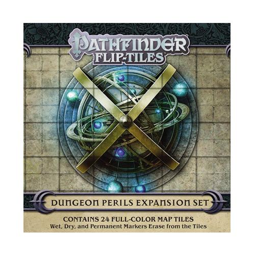 Pathfinder Flip-Tiles: Dungeon Perils Expansion