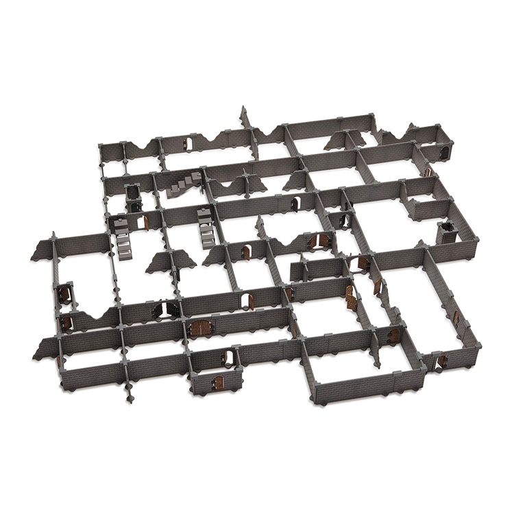 RPG Modular Dungeon System