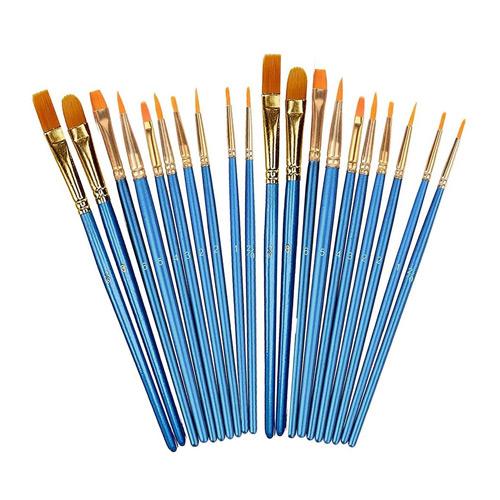 Xubox Acrylic Paint Brushes Set