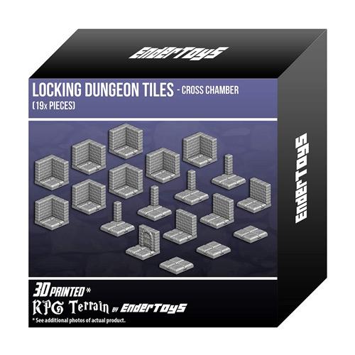 EnderToys Locking Dungeon Tiles