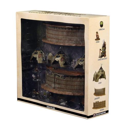 WizKids Pathfinder Goblin Village Set