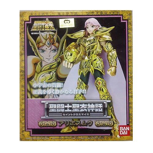 Saint Seiya Myth Cloth - 2005 - Aries Mu