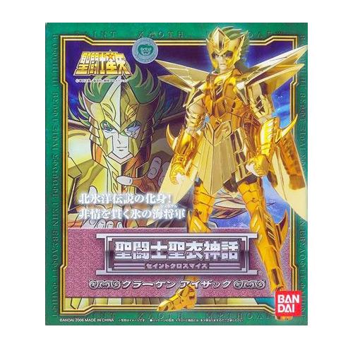 Saint Seiya Myth Cloth - 2006 - Kraken Isaac