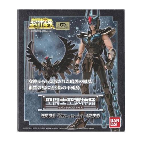 Saint Seiya Myth Cloth - 2011 - Black Saint Phoenix