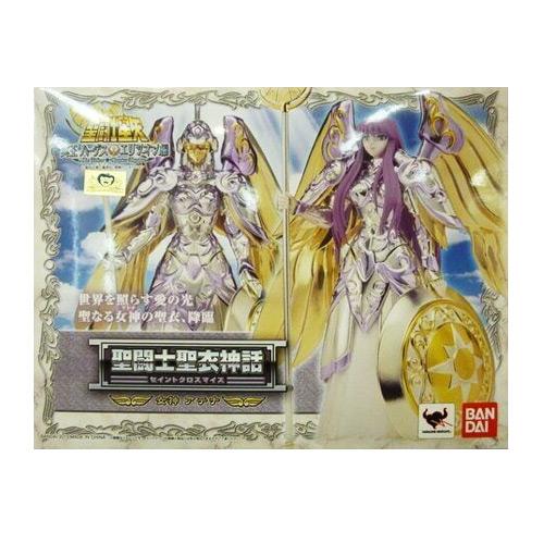 Saint Seiya Myth Cloth - 2013 - Goddess Athena Cloth