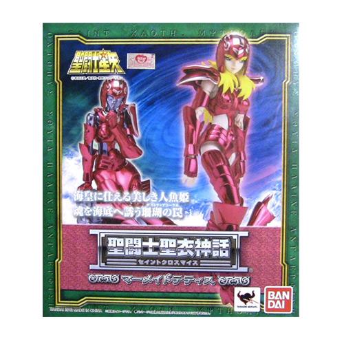 Saint Seiya Myth Cloth - 2013 - Mermaid Thetis
