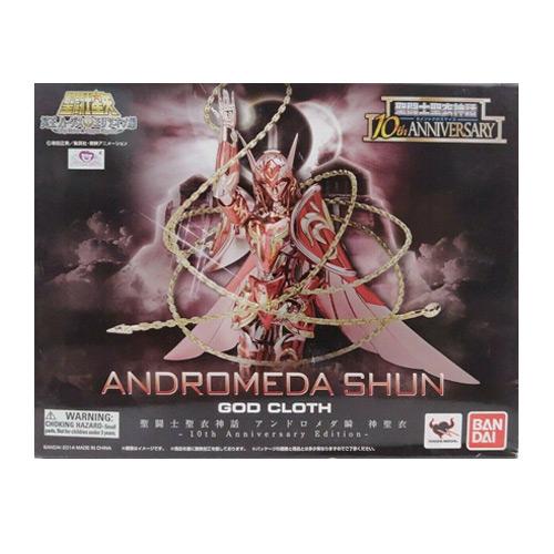 Saint Seiya Myth Cloth - 2014 - Andromeda Shun 10th Anniversary