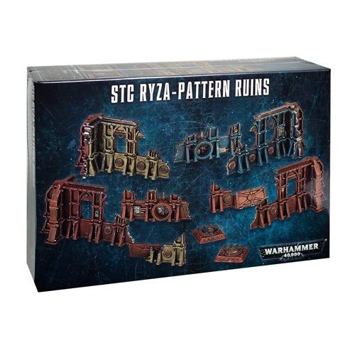 Warhammer 40000 Stc Ryza-Pattern Ruins