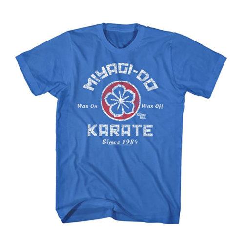 Karate Kid Miyagi-Do Karate Logo T-Shirt