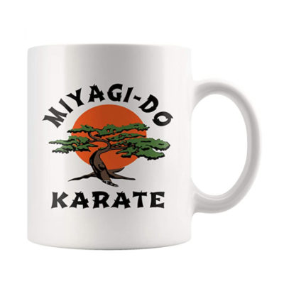 Miyagi-Do Karate Kid 11OZ Coffee Mug