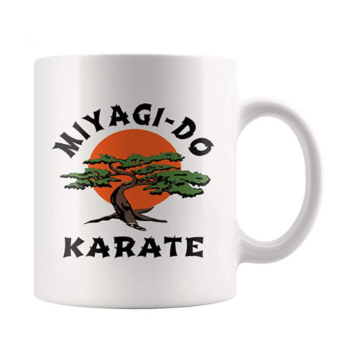 Miyagi-Do Karate Kid 11OZ Coffee Mug