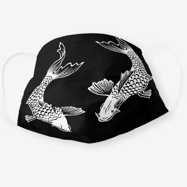 Japanese Koi Fish Carp Illustration