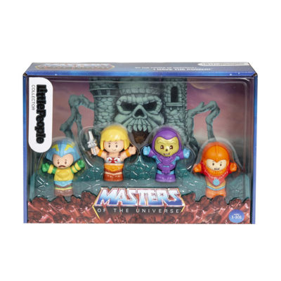 Masters of The Universe Fisher-Price Little People Collector