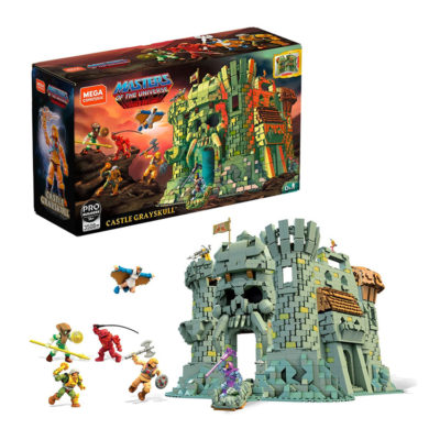 Masters of The Universe Castle Grayskull Mega Construx