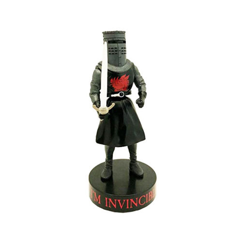 Monty Python Black Knight Figure with Detachable Arms