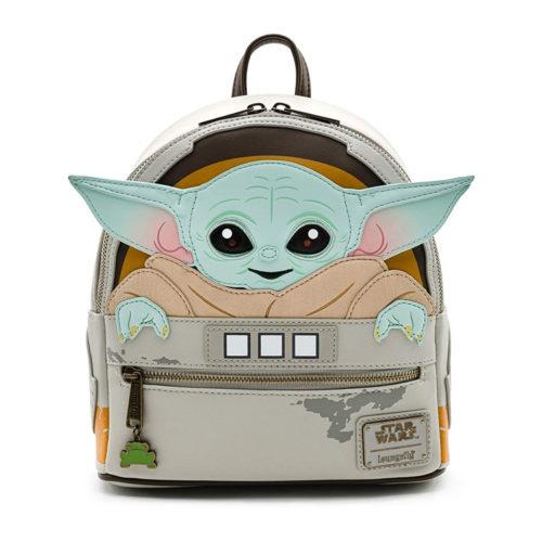 Star Wars Baby Yoda The Mandalorian Shoulder Bag