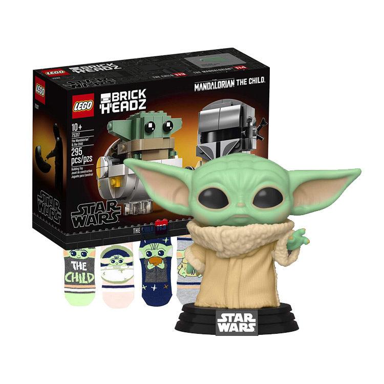 Baby Yoda Gift Ideas for Star Wars Mandalorian Fans
