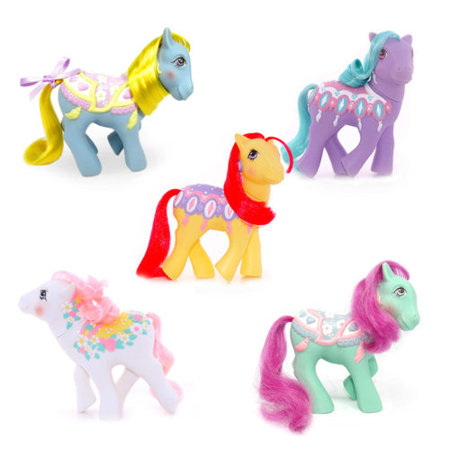 My Little Pony: All the G1 Merry Go Round Ponies and Where to Get Them