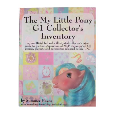 The My Little Pony G1 Collector's Inventory