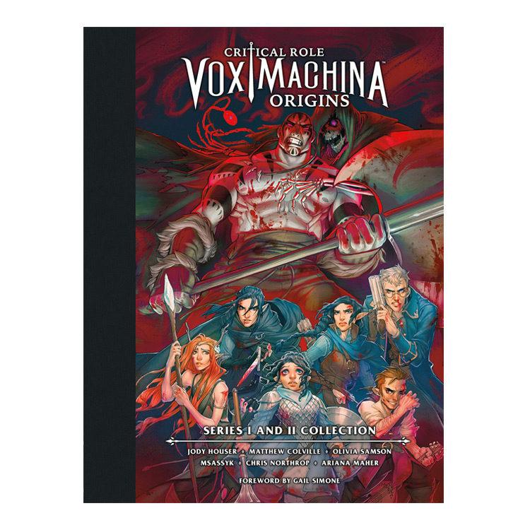 Critical Role: Vox Machina Origins Library Edition