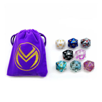 Critical Role Vox Machina Dice Set