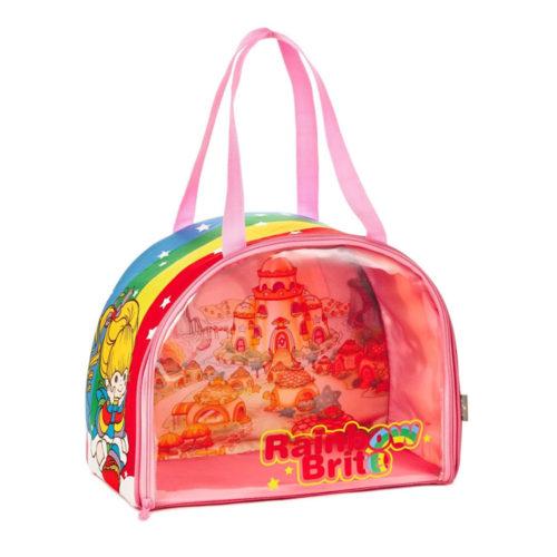 Rainbow Brite Rainbow Land Toy Carrier Bag
