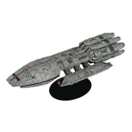 Battlestar Galactica Pegasus by Eaglemoss Hero Collector