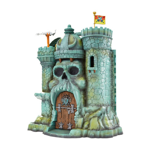Masters of the Universe Castle Grayskull
