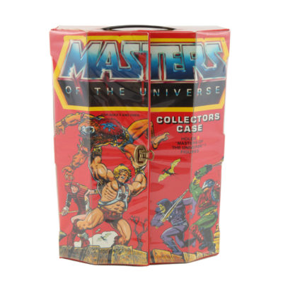 Masters of the Universe Collectors Case