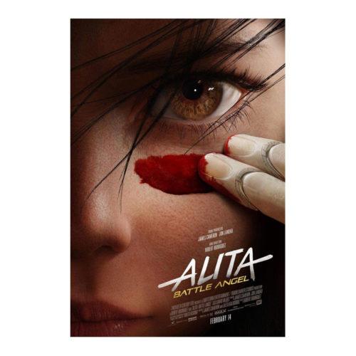Alita: Battle Angel Movie Poster 18'' x 28''
