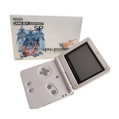 Gameboy Advance SP: Final Fantasy Tactics Edition