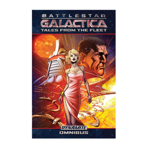 Battlestar Galactica Tales from the Fleet Omnibus