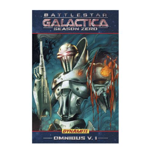 Battlestar Galactica Season Zero Omnibus
