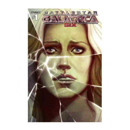 Battlestar Galactica Six Comic