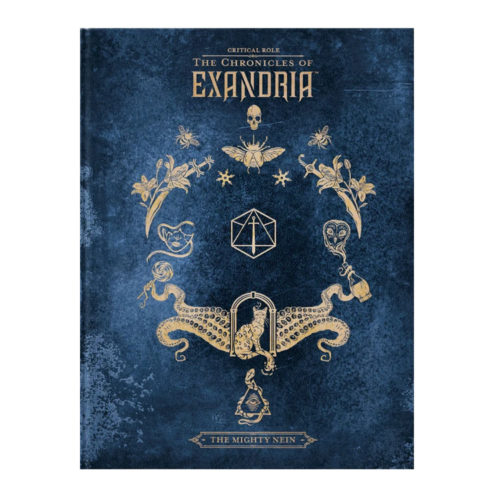 Critical Role: Chronicles of Exandria Vol 2 The Mighty Nein Deluxe Edition