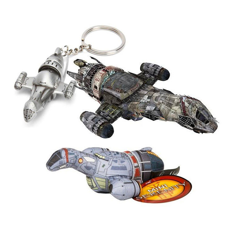 The Best Firefly Serenity Spaceship Models and Figures
