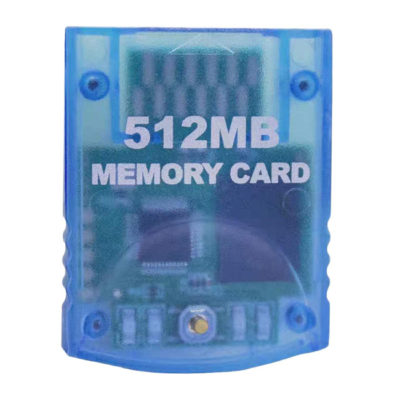 Nintendo GameCube Memory Card 512MB for Wii