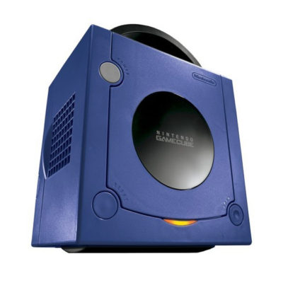 Nintendo GameCube Renewed Console in Indigo