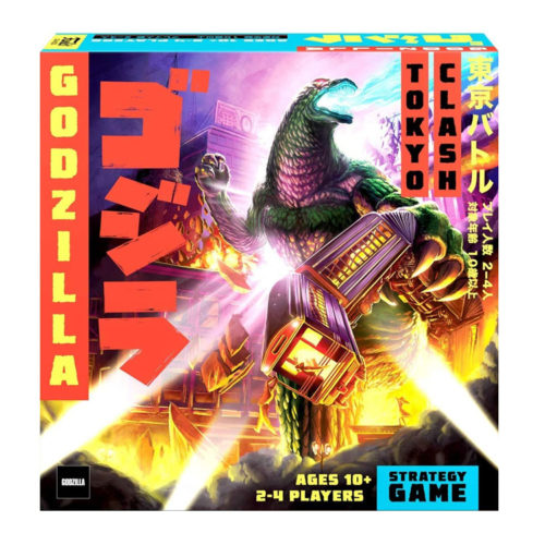 Godzilla Tokyo Clash Board Game by Funko