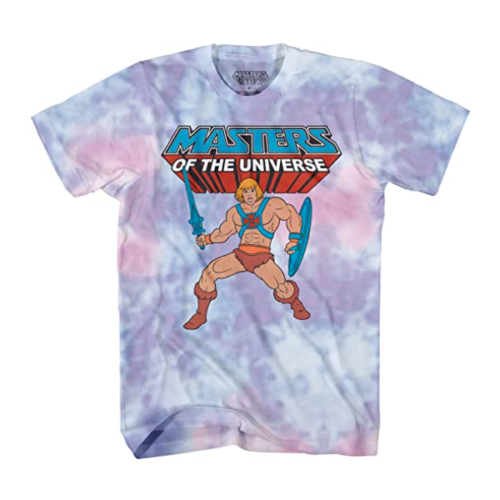 Masters of The Universe Rainnbow He-Man T-Shirt
