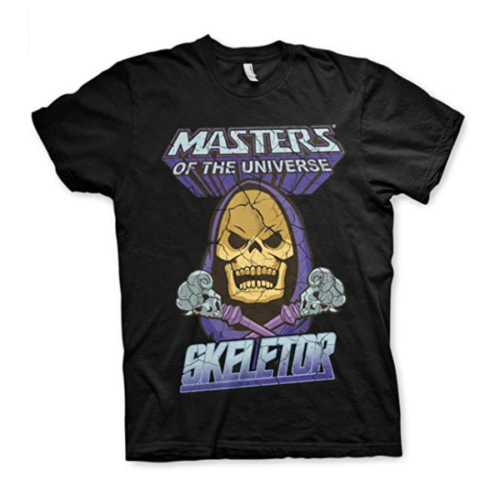Masters of The Universe Officially Licensed Skeletor T-Shirt