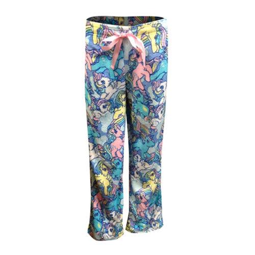 My Little Pony Pastel Ponies Plush Lounge Pants
