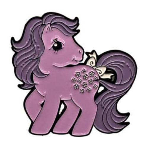 My Little Pony Metal Enamel Pin Retro G1 Blossom