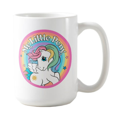 My Little Pony Starshine Logo Coffee Mug