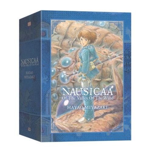 Nausicaä of the Valley of the Wind Manga Box Set