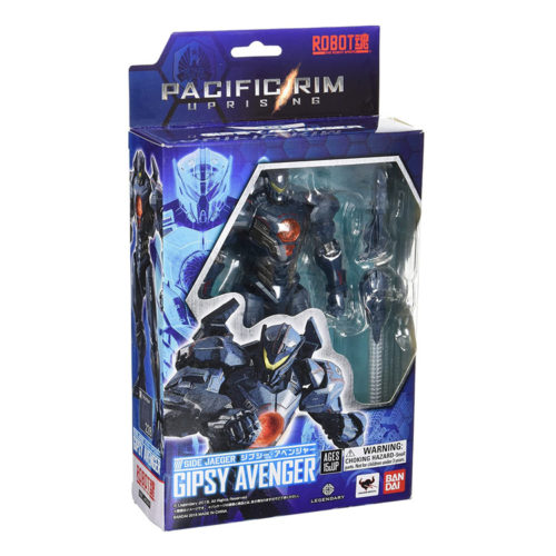 Pacific Rim: Uprising Gipsy Avenger Bandai Robot Spirits Action Figure