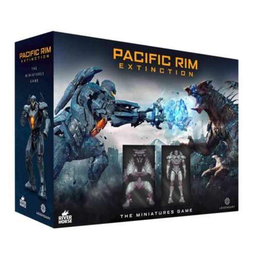 Pacific Rim: Extinction Miniatures Game - Starter Set