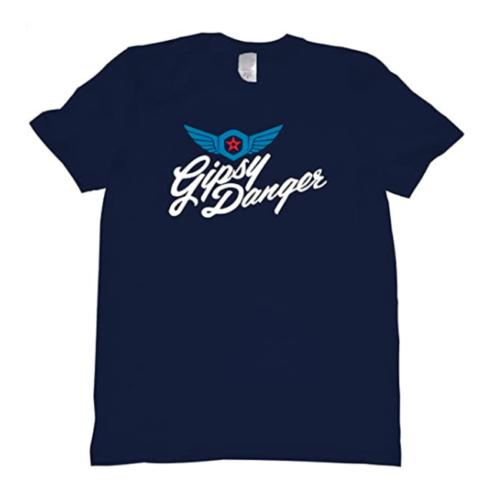 Pacific Rim Apparel: Gipsy Danger T-Shirt