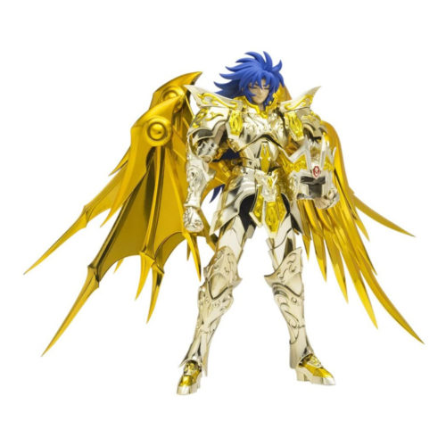 Saint Seiya Myth Cloth EX Soul of Gold: Gemini Saga Action Figure